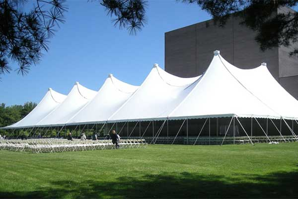 Tent Rentals in the Central Valley