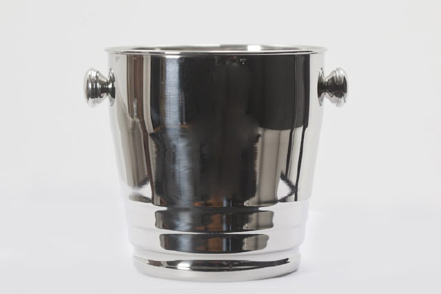 Where to rent Silver Ice Bucket w Handle in Fresno California, Clovis CA, Central Valley Area