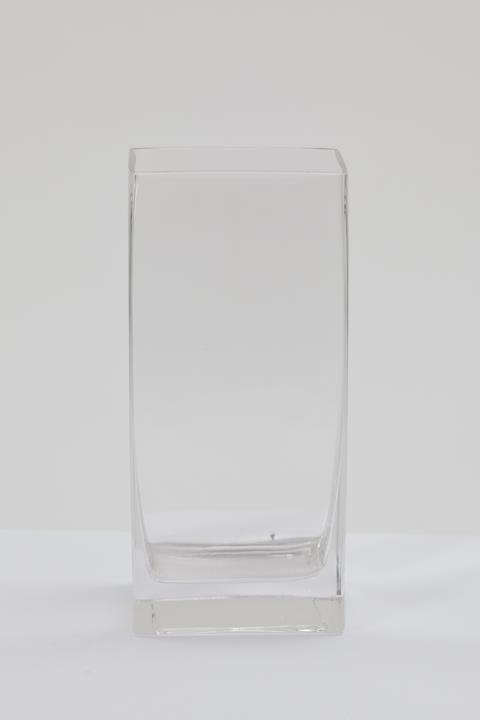 Where to rent Vase, Med Rectangle 4x3x8.5 in Fresno California, Clovis CA, Central Valley Area