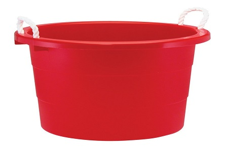 Where to find Rope Handle Tub Plastic in Clovis
