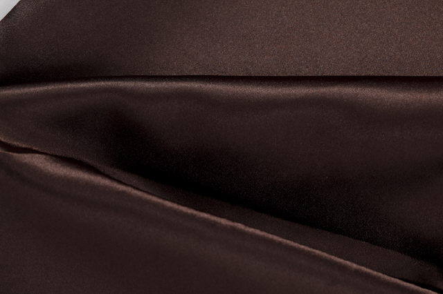 Where to find Chocolate Satin Linen in Clovis