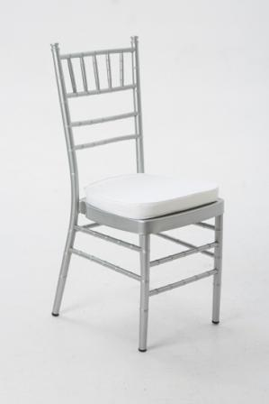 Where to rent Chiavari Chair - Silver in Fresno California, Clovis CA, Central Valley Area