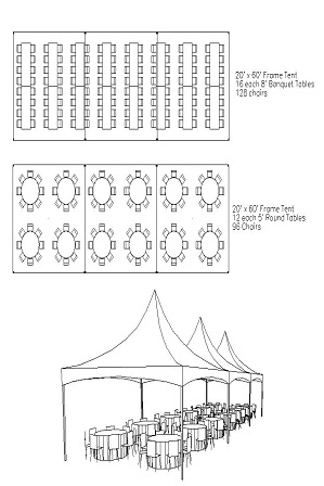Where to rent 20X60 Canopy in Fresno California, Clovis CA, Central Valley Area