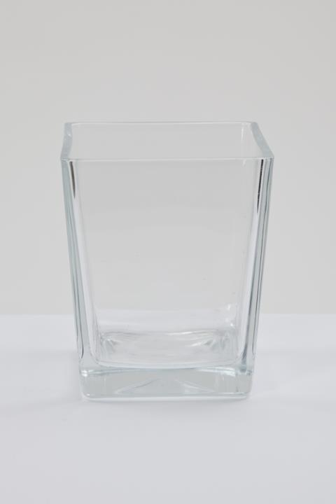 Where to rent 5x5x5 Square Vase in Fresno California, Clovis CA, Central Valley Area