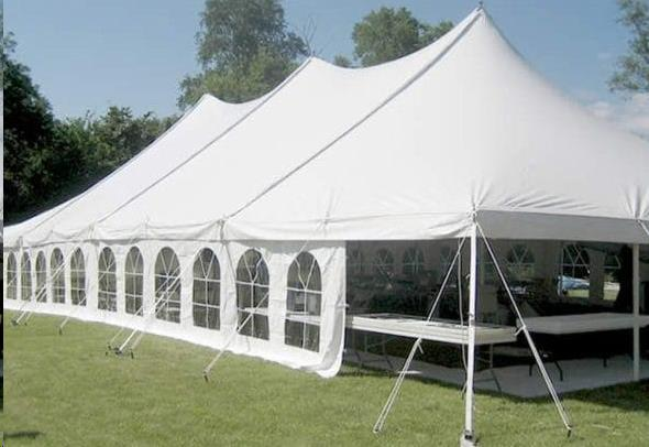 Tent Rentals in Fresno County