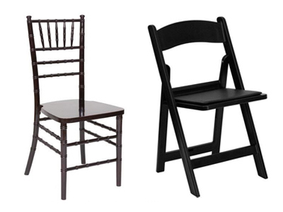 Chair Rentals in Fresno County